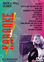 Karaoke / Rock Oldies 4 [DVD] [Import]