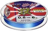 ゴーセン(GOSEN) ライン テクミーテーパー砂紋 4色分け 213m 4色分け 0.8-5 GT6224