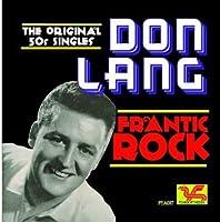FRANTIC ROCK : THE ORIGINAL 50S SINGLES