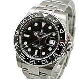 [ロレックス]ROLEX GMTマスター2 Ref. 116710LN ランダム番 オートマチック/自動巻き ブラック/黒文字盤 メンズ 中古