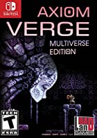 Axiom Verge Multiverse(輸入版:北米)