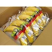 ペルー産 バナナ JAS認定有機バナナ 「オルガニアゴールデンスイート」 1箱 10本入