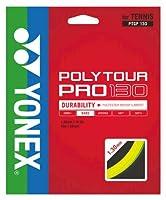 ヨネックス(YONEX) 硬式テニス ストリングス ポリツアープロ 130 (1.30mm) PTGP130 フラッシュイエロー