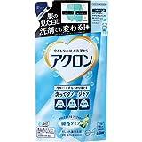 アクロン おしゃれ着洗剤 ナチュラルソープの香り(微香) 詰め替え 400ml