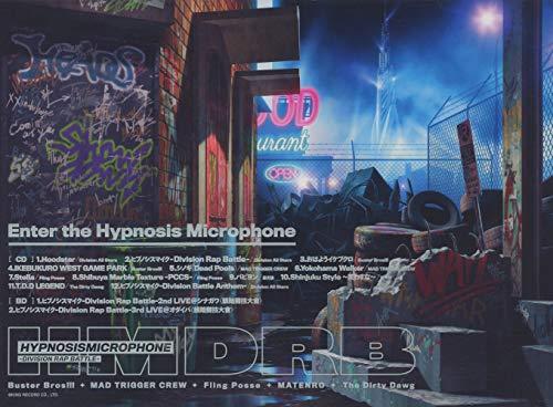 『ヒプノシスマイク-Division Rap Battle- 1st FULL ALBUM「Enter the Hypnosis Microphone」 初回限定LIVE盤』の1枚目の画像
