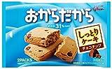 江崎グリコ おからだから チョコチップ 2枚×10個