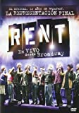 Rent Live On Broadway [Import espagnol]