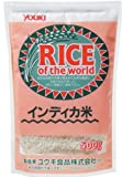 ユウキ食品 インディカ米(バスマティ) 500g