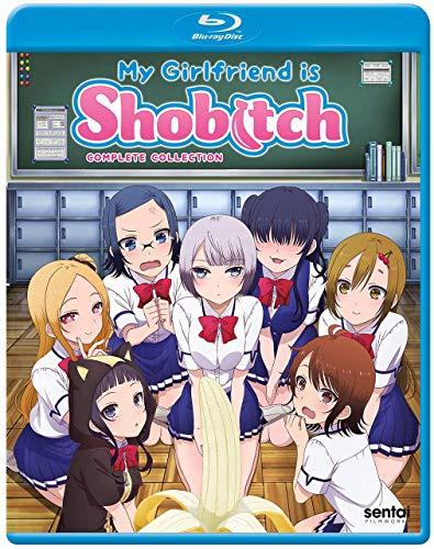My Girlfriend Is Shobitch Blu-Ray(僕の彼女がマジメ過ぎる処女ビッチな件 全10話+OVA)