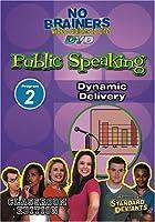 Standard Deviants: No-Brainers on Public Speaking [DVD] [Import]