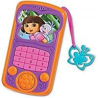 Fisher-Price Dora the Explorer Talk and Explore Cell Phone [並行輸入品]