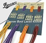 (ダナー) DANNER 靴紐 シューレース ブーツ レース 63インチ ハトメ片側9つ向け メンズ Boot Laces 約160cm アウトドア ヒモ