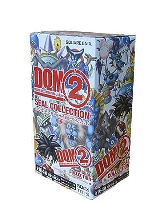 ドラゴンクエストモンスターズ ジョーカー2 配合データシールコレクション前編 BOX