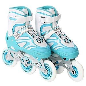 Kaiser(カイザー) スピード スケーター 3輪 Lサイズ KW-467L インライン ローラー スケート