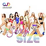 CYBERJAPAN DANCERSエクササイズ CD&DVD「SEXY SIZE」