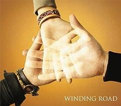 WINDING ROAD♪絢香×コブクロのCDジャケット