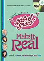 Girls of Grace: Words, Worth, Relationships And Me [DVD]