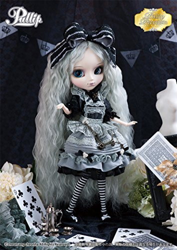 Pullip Romantic Alice Monochrome ver. (ロマンティックアリス モノクローム バージョン) P-171 約310mm ABS製 塗装済み可動フィギュア