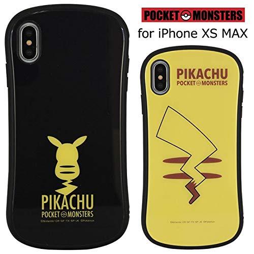 【カラー:ブラック】iPhone XS MAX ポケットモン...