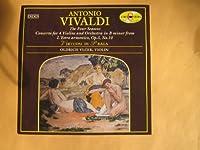 Four Seasons / Concerto for Four Violins
