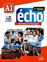Echo Methode de Francais A1 Student Book & Portfolio & DVD (Echo 2e Dition 2013)