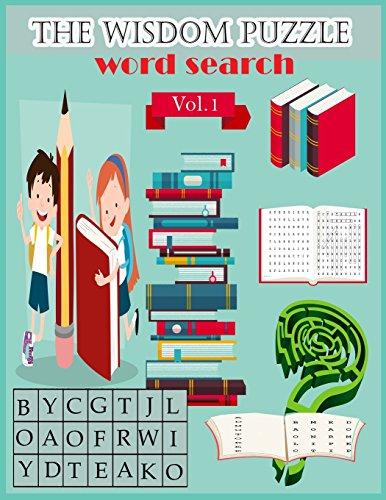 The Wisdom Puzzle Word Search Vol 1: The Wisdom Wo...