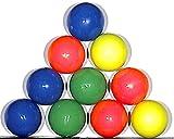 直径15mmカラーボール×12個セット・・くもんNEW くみくみスロープ 等に使えます。