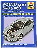 Volvo S40 & V50 Diesel (07-13) 07 to 62 (Haynes Car Workshop Manuals)