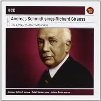 Andreas Schmidt Sings Richard Strauss by ANDREAS SCHMIDT (2014-03-04)