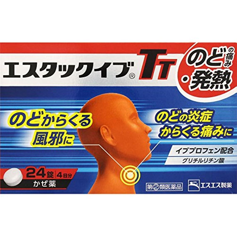 シャワーアラームメロドラマ【指定第2類医薬品】エスタックイブTT 24錠 ×3
