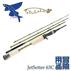 JetSlow × TULALA / ジェットスロウ × ツララ JetSetter 63C / ジェットセッター 63C