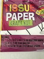 魚Tissue紙クラフトキット