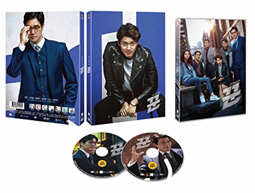 【韓国版】 The Swindlers (2DISC) [※ 再生環境をご確認下さい/ 韓国語 - 英語 / リージョンコード 3] [DVD] [Import]