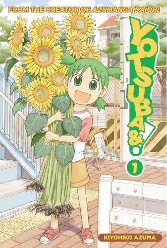Yotsubato 1 (Yotsubato (Graphic Novels))の詳細を見る