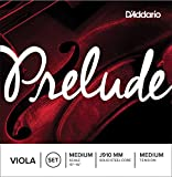 D'Addario ダダリオ ヴィオラ弦 J910 MM Prelude Viola Strings / Set (4-strings) MediumScale 【国内正規品】