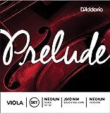 D'Addario ダダリオ ヴィオラ弦 J910 MM Prelude Viola Strings / Set (4-strings) MediumScale 【国内正規品】