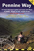 Pennine Way: Edal to Kirk Yetholm, Planning, Places to Stay, Places to Eat; Includes 137 Large-scale Walking Maps and 235 GPS waypoints (Trailblazer Guides)