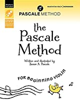 The Pascale Method for Beginning Violin: Workbook, Book, Dvd, & Stickers