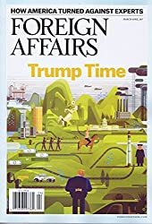 Foreign Affairs [US] March - April 2017 (単号)