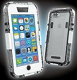 ユニーク 防水・防塵ハードケースカバー iPhone6用 Frog Man H.C. for iPhone6 ホワイト AS003WHI6W
