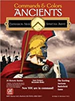 Commands & Colors: Ancients Expansion Number 6 - The Spartan Army [並行輸入品]