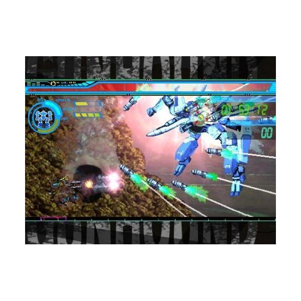 機装猟兵ガンハウンドEX(通常版) - PSPの紹介画像2