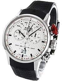 エドックス EDOX 腕時計 クロノラリー メンズ 38001-TIN-AIN[並行輸入品]