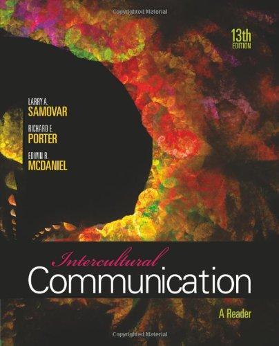 Download Intercultural Communication: A Reader 0495898317