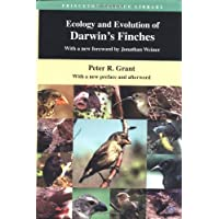 Ecology and Evolution of Darwin's Finches (Princeton Science…