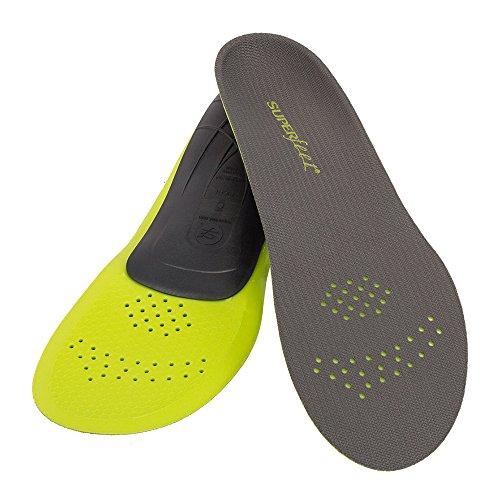 [スーパーフィート] インソール カーボン トリムフィット 軽量 薄型 320 CORE Carbon ランニング ウォーキング 足骨格矯正 中敷き [並行輸入品]