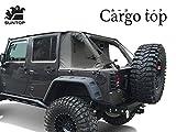 SUNTOP Cargo Top カーゴトップ【ディープサンド】(Jeep Wrangler Unlimited JK)ジープ・ラングラーアンリミテッドJK用カーゴトップ【italy】