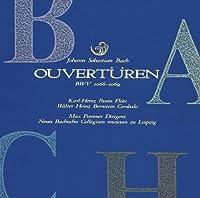 バッハ:管弦楽組曲(全曲)(2CD)