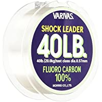 モーリス(MORRIS) ショックリーダー バリバス フロロカーボン 30m   ナチュラル