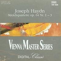 String Quartets, Opus 64, 1-3